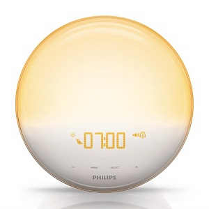 Lichtwecker mit Radio - Philips Wake-Up Light