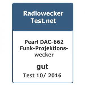 Pearl-DAC-662-Projektionswecker-Testurteil
