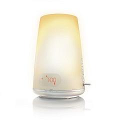 Philips HF3485-01-Wake-Up-Light-Test