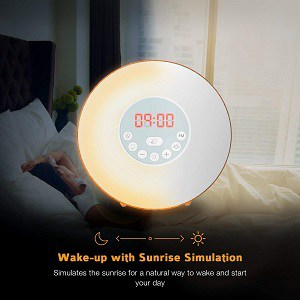 Coulax-Wake-Up-Licht