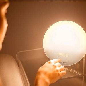 Philips HF3520 Wake-Up Licht im Test